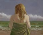 60. Green Sea VIolet Sky