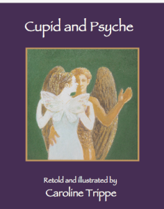 Cupid and Psyche: Cover